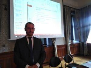 Образовательный семинар для турецких адвокатов в Праге (Чешская Республика)