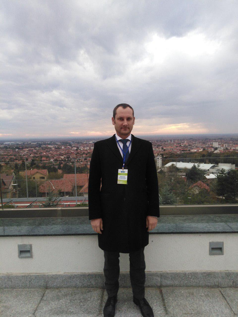 Участие Александра Овчинникова в образовательном семинаре по исполнению решений ЕСПЧ в Сербии