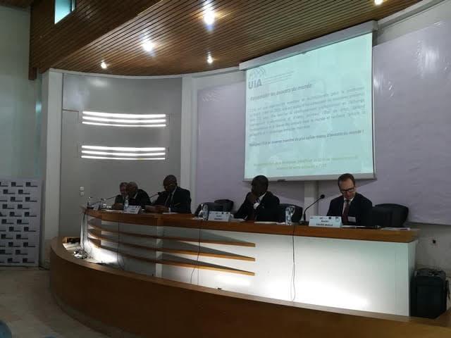Participation in an educational seminar on international arbitration