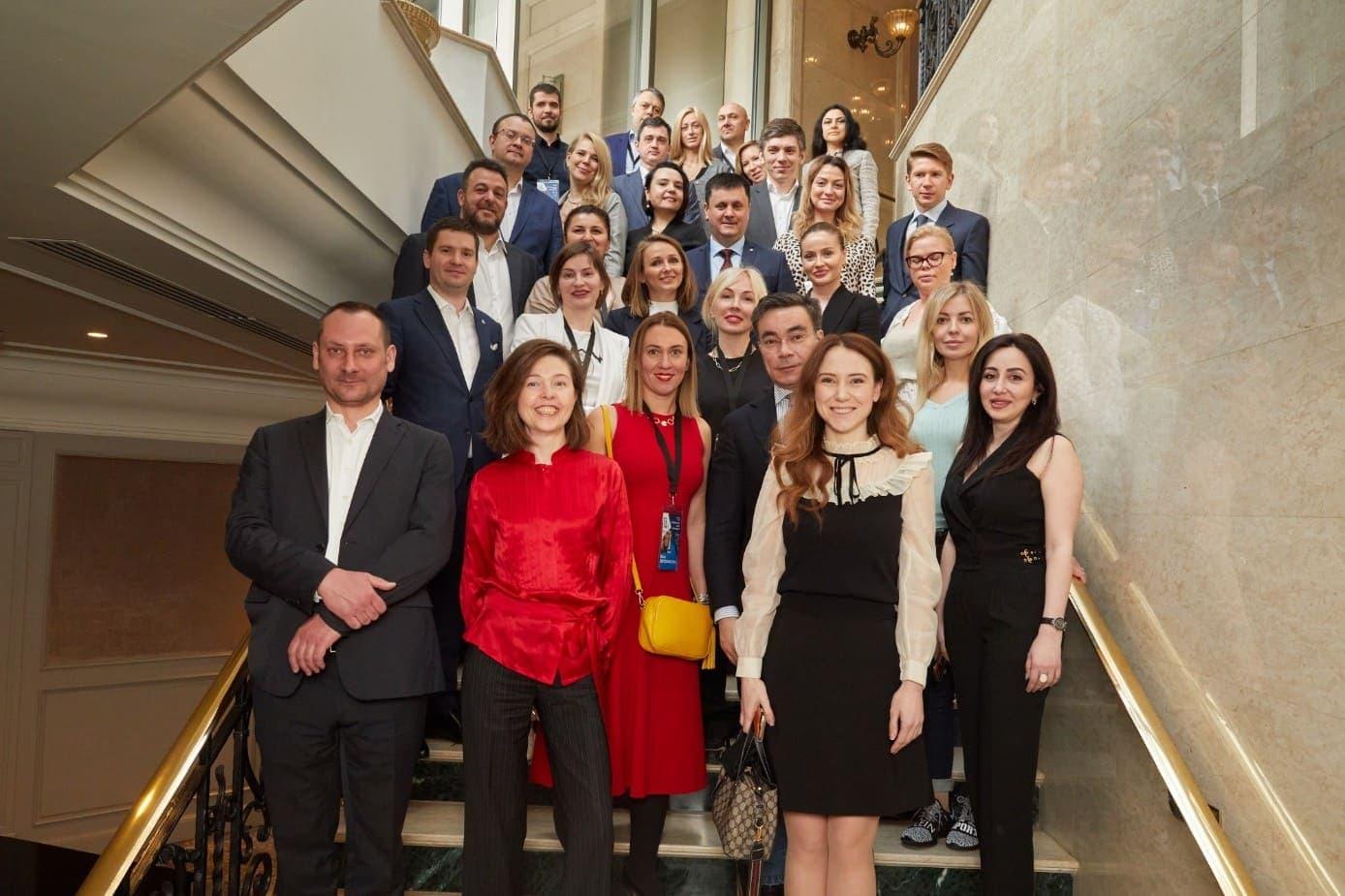 Participation à une conférence juridique internationale à Istanbul (Turquie)